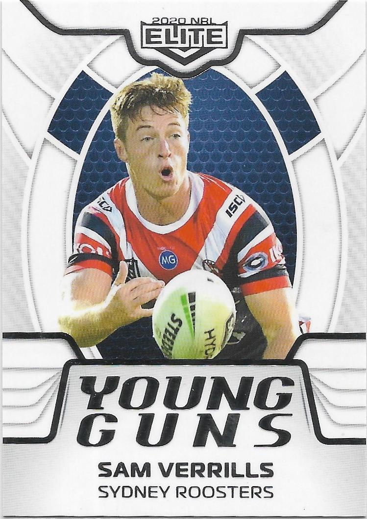 Young Guns White