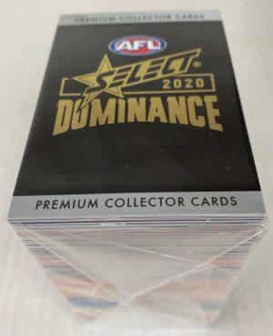 2020 Select Dominance FULL BASE SET (217 Cards)