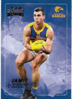 2020 Select Dominance Base Card (195) Jamie CRIPPS West Coast