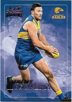 2020 Select Dominance Base Card (199) Jeremy MCGOVERN West Coast