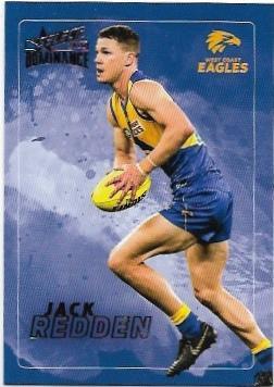 2020 Select Dominance Base Card (202) Jack REDDEN West Coast