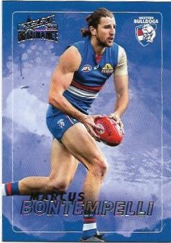 2020 Select Dominance Base Card (207) Marcus BONTEMPELLI Western Bulldogs