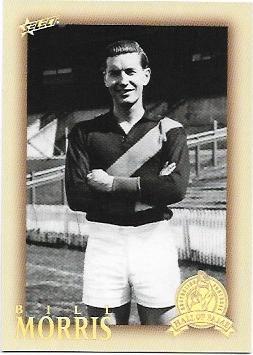2012 Select Hall Of Fame (204) Bill Morris Richmond