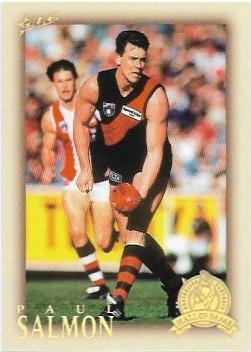 2012 Select Hall Of Fame (205) Paul Salmon Essendon / Hawthorn