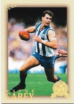 2012 Select Hall Of Fame (206) Wayne Carey North Melbourne