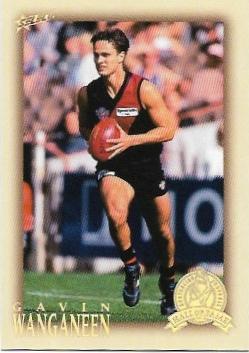 2012 Select Hall Of Fame (208) Gavin Wanganeen Essendon / Port Adelaide