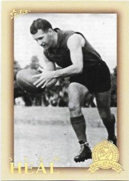 2012 Select Hall Of Fame (210) Stan Heal West Perth / Melbourne