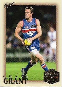 2018 Select Hall Of Fame (223) Chris Grant Western Bulldogs