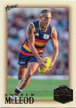 2018 Select Hall Of Fame (233) Andrew McLeod Adelaide