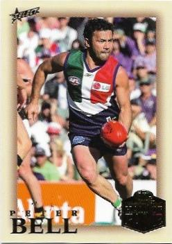 2018 Select Hall Of Fame (237) Peter Bell North / Fremantle