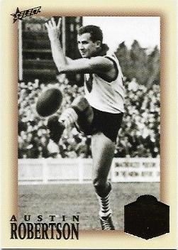 2018 Select Hall Of Fame (241) Austin Robertson South Melbourne