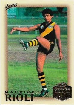 2018 Select Hall Of Fame (245) Maurice Rioli Richmond / South Fremantle