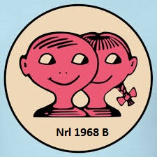 1968B Rugby League