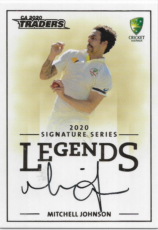 Legend Signature
