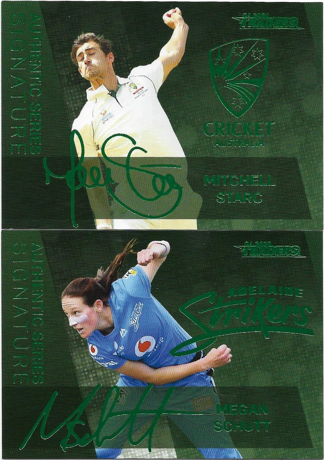 Authentic Signatures Green