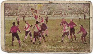 1904 – 09 Incidents In Play Fitzroy & South Melbourne