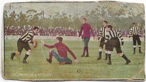 1904 – 09 Incidents In Play Collingwood & Fitzroy