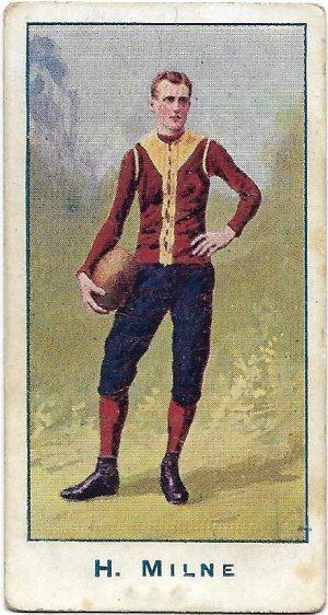 1904 Sniders & Abrahams Series A – Fitzroy – Herbert Milne