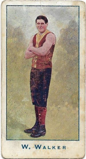 1904 Sniders & Abrahams Series A – Fitzroy – William Walker