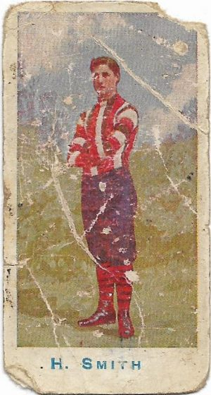 1904 Sniders & Abrahams Series A – St. Kilda – Herbert Smith