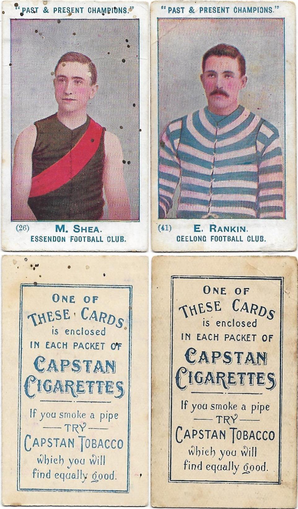 1905 Past & Present Champions