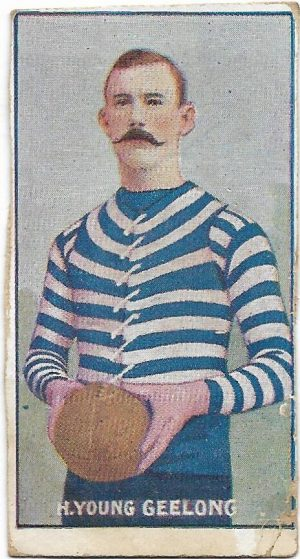 1907 Series C Sniders & Abrahams – Geelong – Henry Young