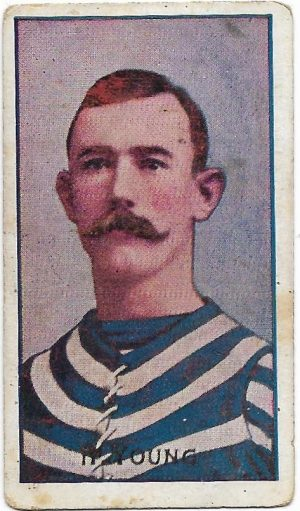 1908 Series D Sniders & Abrahams – Geelong – Henry Young