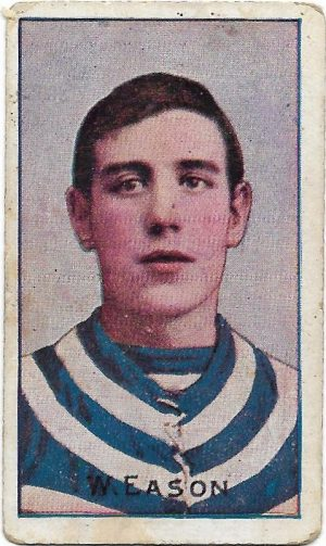 1908 Series D Sniders & Abrahams – Geelong – Bill Eason