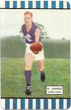 1954 Coles Series 1 Carlton – Ken Hands