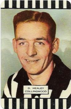 1954 Coles Series 1 Collingwood – Des Healey