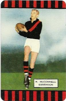1954 Coles Series 1 Essendon – Roy McConnell