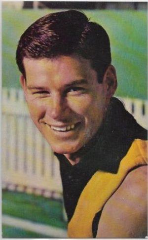 1964 Mobil Football Photo (13) Michael Patterson Richmond