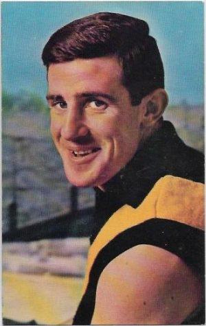 1964 Mobil Football Photo (18) Neville Crowe Richmond