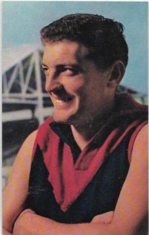 1964 Mobil Football Photo (22) Brian Dixon Melbourne