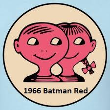 1966 Batman Red