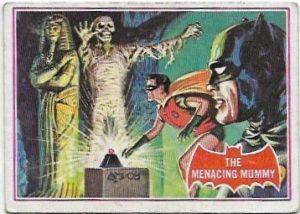 1966 Batman Red (3A) The Menacing Mummy