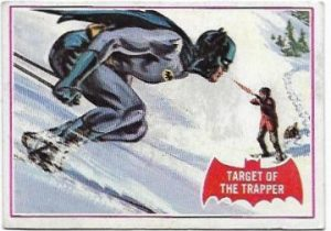 1966 Batman Red (4A) Target Of The Trapper