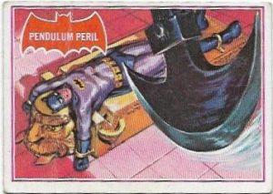 1966 Batman Red (5A) Pendulum Peril