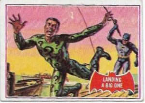 1966 Batman Red (11A) Landing A Big One