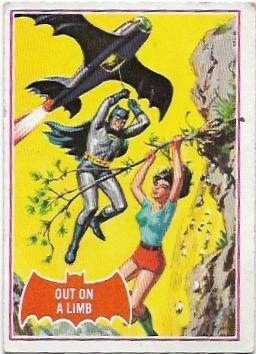 1966 Batman Red (13A) Out On A Limb