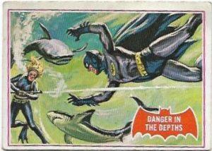 1966 Batman Red (14A) Danger In The Depths