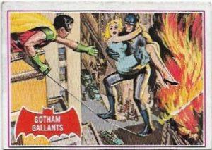 1966 Batman Red (15A) Gotham Gallants