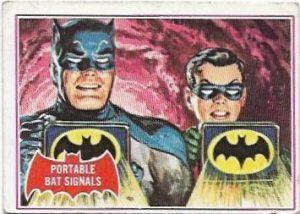 1966 Batman Red (16A) Portable Bat Signals
