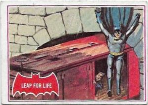 1966 Batman Red (19A) Leap For Life
