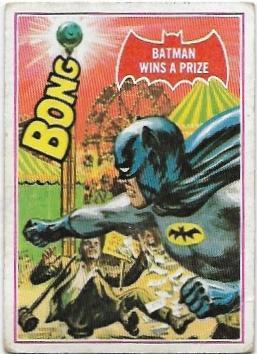 1966 Batman Red (21A) Batman Wins A Prize