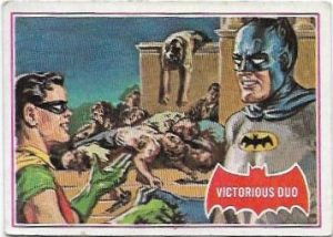 1966 Batman Red (28A) Victorious Duo