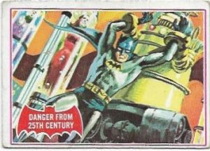 1966 Batman Red (29A) Danger From 25th Century