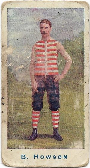 1904 Sniders & Abrahams Series A – South Melbourne – Herb Howson