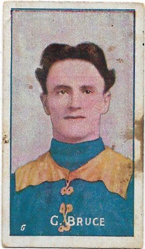 1909 Series D Sniders & Abrahams – Carlton – George Bruce
