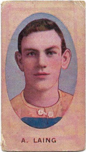 1910 Series E Sniders & Abrahams – Carlton – Alex Laing